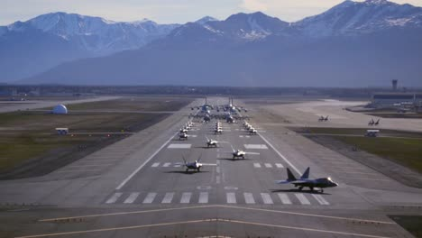 Us-Air-Force-Planes-Provide-A-Show-Of-Covid19-Pandemic-Readiness-At-Joint-Base-Elmendorfrichardson-Alaska-1