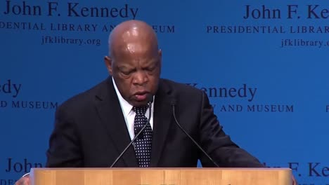 Us-Rep-And-Civil-Rights-Leader-John-Lewis-Delivers-Remarks-At-A-Celebration-Of-the-50th-Anniversary-Of-the-March-On-Washington-1