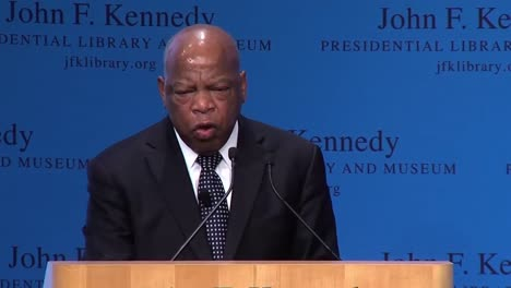 Us-Rep-And-Civil-Rights-Leader-John-Lewis-Delivers-Remarks-At-A-Celebration-Of-the-50th-Anniversary-Of-the-March-On-Washington-2