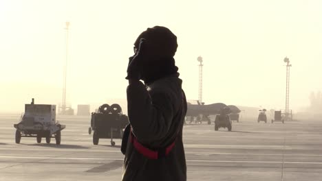 Ground-Crew-Of-the-62Nd-Expeditionary-Attack-Squadron-Prepare-Mq9-Reaper-Military-Drone-For-Takeoff-Afganistan