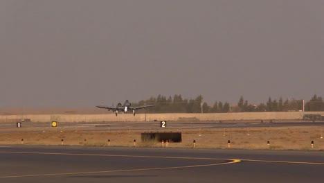 A10-thunderbolt-Ii-Warthog-Close-Air-Support-Tank-Killer-Aircraft-Arrive-At-Kandahar-Airfield-In-Afganistan-1
