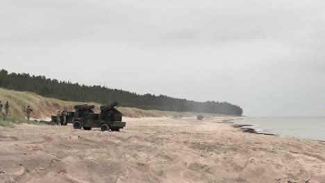 5o-Batallón-Del-Ejército-Estadounidense-4o-Regimiento-De-Artillería-De-Defensa-Aérea-Realiza-Ejercicios-Militares-Con-Letonia-Y-Lituania-En-Letonia-2