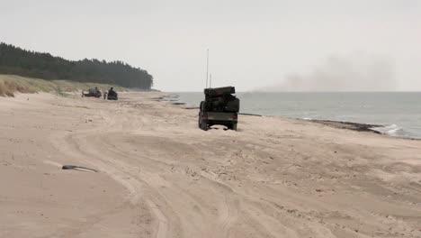 5o-Batallón-Del-Ejército-Estadounidense-4o-Regimiento-De-Artillería-De-Defensa-Aérea-Realiza-Ejercicios-Militares-Con-Letonia-Y-Lituania-En-Letonia-3