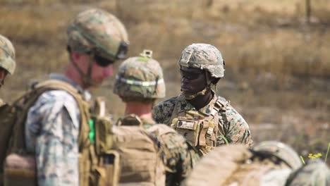 Unidad-De-Infantería-De-Infantería-De-Marina-De-Los-EE-