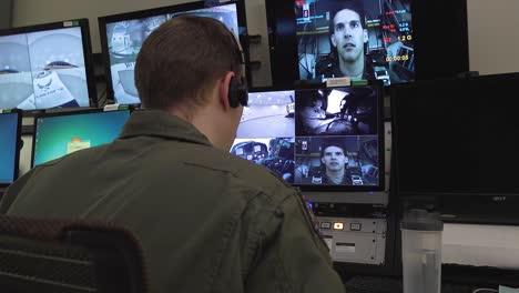 Entrenamiento-De-Pilotos-Laboratorio-De-Investigación-De-La-Fuerza-Aérea-711-Rendimiento-Humano-Ala-Centrífuga-Wrightpatterson-Fuerza-Aérea-Base-3