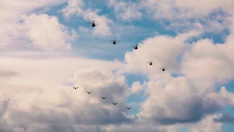 El-Grupo-24-De-Aviones-Marinos-Realiza-Entrenamiento-Militar-Con-Helicópteros-Super-Stallion-Y-Venom-Y-Aviones-Osprey-Hawaii-3