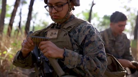 Us-Marines-Of-the-Logistics-Combat-Element-Marine-Rotational-Force-Darwin-Military-Training-Exercise-Darwin-Australia