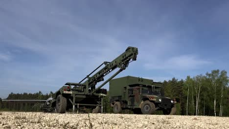 Us-Army-Soldiers-Of-the-2Nd-Calvary-Unit-Launch-the-Rq7-A-Surveillance-And-Recon-Unmanned-Aerial-Vehicle-Uav