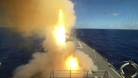 the-Guidedmissile-Destroyer-Uss-Chunghoon-Launches-Sm2-Missiles-And-Fires-Mk-45-During-A-Maritime-Training-Exercise