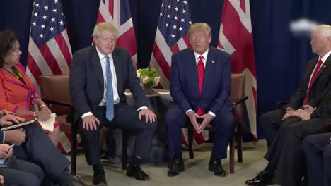 British-Prime-Minister-Boris-Johnson-Meets-President-Trump-And-they-Respond-To-Questions-Brexit-And-the-Judiciary-1