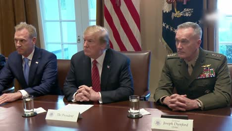 American-President-Donald-Trump-Answers-Questions-About-Yujing-Zhang-the-Chinese-Woman-Arrested-At-Maralago