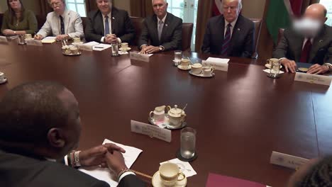 President-Trump-And-His-Cabinet-Meet-In-the-White-House-With-Uhuru-Kenyatta-President-Of-the-Republic-Of-Kenya-1
