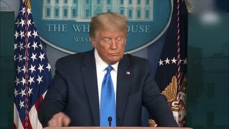 Der-Amerikanische-Präsident-Donald-Trump-Weigert-Sich-Sich-Während-Der-Bevorstehenden-Wahlen-Zu-Einer-Friedlichen-Machtübergabe-Inmitten-Der-Situation-Des-Wahlbetrugs-Zu-Verpflichten