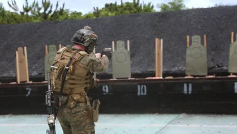 31St-Expeditionary-Reconnaissance-Platoon-Marines-In-Combat-Marksmanship-Training-Camp-Hansen-Okinawa-5