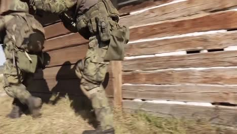 Czech-Soldiers-Attack-A-Village-During-A-Nato-Military-Exercise-In-the-Czech-Republic