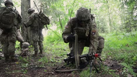 Us-Army-Soldiers-With-Natos-Enhanced-Forward-Presence-Battlegroup-Scout-And-Reconnaissance-Training-Poland-1