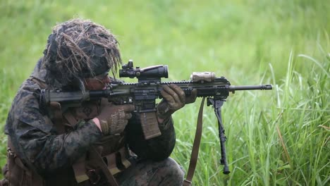 Us-Marines-Fire-M72-Law-And-M204-Grenade-Launcher-Weapons-Systems-During-Exercise-Fuji-Viper-204-Japan