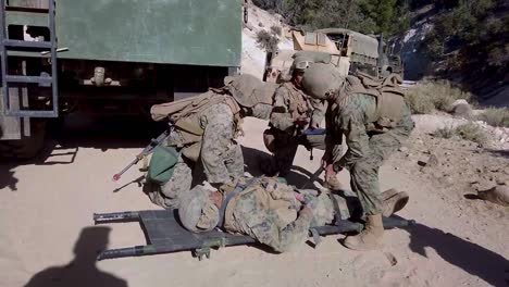 Us-Marines-Perform-A-Long-Range-Convoy-Training-Exercise-To-Provide-Security-While-Delivering-Supplies-2