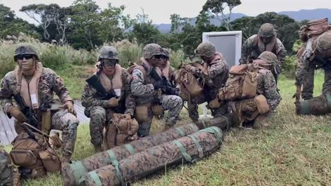 Us-Marines-With-3Rd-Low-Altitude-Air-Defense-Battalion-Conduct-Ground-threat-Reaction-Training-Okinawa-Japan-2