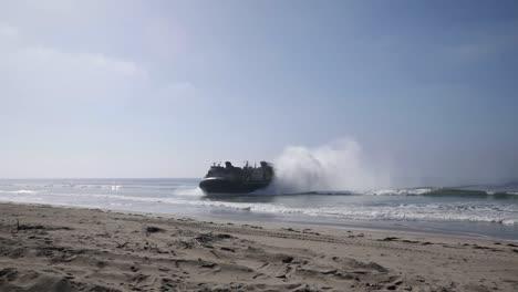 Us-Marines-1st-Combat-Engineer-Battalion-Amphibische-Landung-Ãœbung-An-Einem-Strand-Von-Camp-Pendleton-Ca
