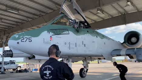 Us-Air-Force-A10-thunderbolt-Ii-Fighter-Jet-Demonstration-Team-Broll-From-the-Summer-Air-Show-Season