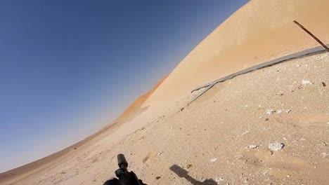Us-Marine-Helmet-Camera-Marksmanship-And-Sniper-Training-Exercise-Falcon-Sentry-United-Arab-Emirates