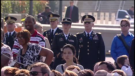 Us-Vice-President-Joe-Biden-Speaks-To-Politician-Military-And-Families-Pentagon-9/11-Observance-Arlington-Va-9