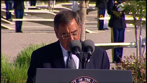 Us-Vice-President-Joe-Biden-Speaks-To-Politician-Military-And-Families-Pentagon-9/11-Observance-Arlington-Va-18