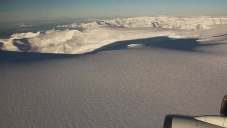 Nasa-Scientists-Study-Ice-Loss-In-The-Polar-Region-By-Flyover-Using-A-Special-Aircraft-3