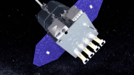 A-Gleaming-Satellite-Hurls-Through-Space-3