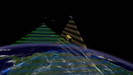 Various-Nasa-Animations-Depicting-Satellites-And-Global-Warming