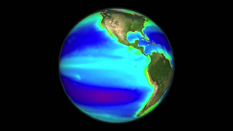 Nasa-Animation-Of-A-Globe-Spinning-From-Space-With-An-Emphasis-On-Global-Warming-And-Climate-1