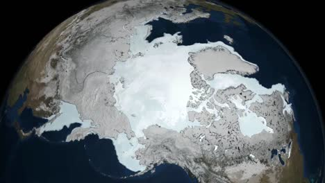 Animated-Map-Of-Decline-In-Polar-Sea-Ice-Suggests-Global-Warming