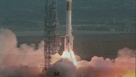 Nasas-Terra-Mission-Blasts-Off-In-1999