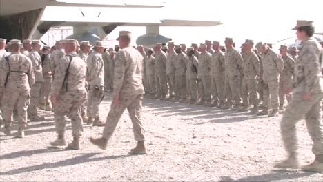 Us-Army-Soldiers-Perform-A-Funeral-For-A-Fallen-Soldier-In-Afghanistan-During-The-Afghan-War-1