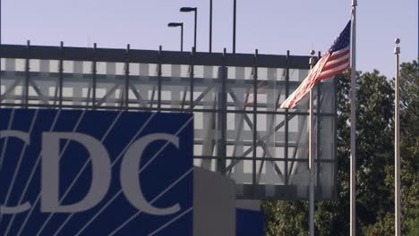 Exterior-Of-The-Center-For-Disease-Control-Cdc
