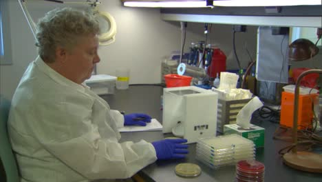 Cdc-Scientists-In-Appropriate-Personal-Protective-Equipment-Perform-Various-Laboratory-Tests-Related-To-Antimicrobial-Resistance-In-Healthcareassociated-Infections-10