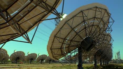 Various-Shots-Of-A-Solar-Dish-Farm-3