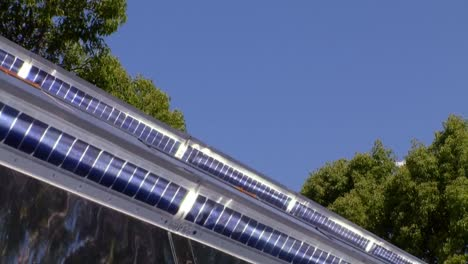 Close-Ups-Of-Solar-Panels