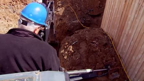 Trabajadores-De-La-Construcción-Cavan-Una-Zanja