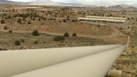 Pipes-Lead-To-A-Geothermal-Power-Plant