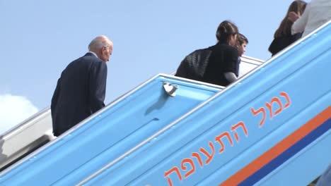 Us-Vice-President-Joe-Biden-And-Second-Lady-Dr-Jill-Biden-Depart-Ben-Gurion-International-Airport-Isreal