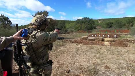 Two-Man-Tactical-Air-Control-Party-Airmen-Team-Marksmanship-Shooting-Challenge-Lightning-Challenge-Texas