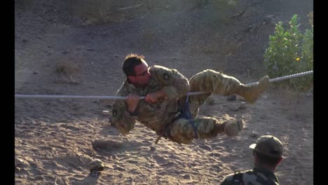 Us-And-French-Army-Soldiers-Learn-Combat-And-Survival-Skills-French-Desert-Commando-Course-Djibouti-5