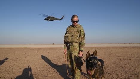 National-Guard-Task-Force-Javalin-K9-Units-And-Uh60-Black-Hawk-Helicopters-Prince-Sultan-Air-Base-Saudi-Arabia
