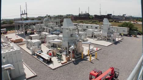 A-Fuel-Cell-Power-Plant-Generates-Electricity