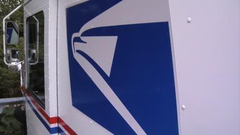 Us-Postal-Vehicles-Deliver-Mail