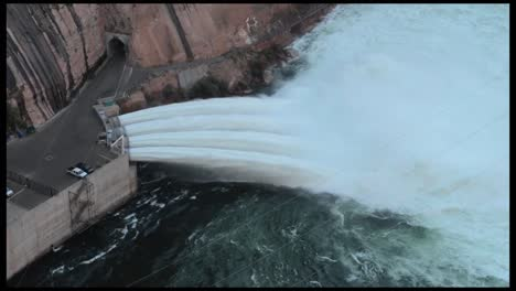 Emergency-Water-Supplies-Are-Released-From-Glen-Canyon-Dam