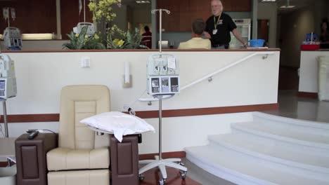 Krebspatienten-Erhalten-Chemotherapie-1