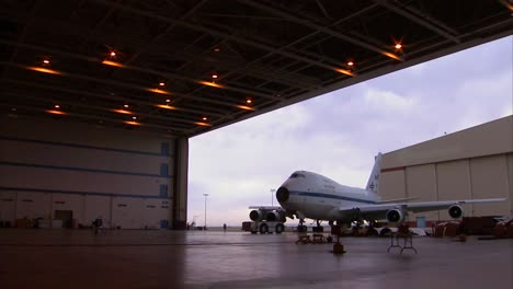 Nasas-Sophia-Infrared-Astronomy-Airplane-Gets-And-Upgrade